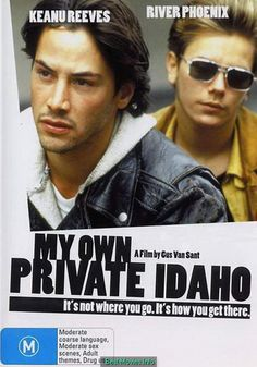 My own private Idaho Lgbt, Movies Must See, My Own Private Idaho, Next Film, River Phoenix, Christian Movies, Star Pictures, Keanu Reeves, Series Movies