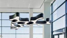 Vibia Ameba 0001 modular suspension light
