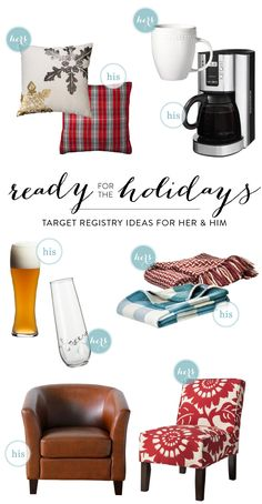 Target Wedding Registry + A Giveaway!  Read more - http://www.stylemepretty.com/2013/12/05/the-target-wedding-registry-a-giveaway/