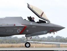 Lockheed Martin F-35A Lightning II - Australia - Air Force   Aviation Photo #4350089   Airliners.net