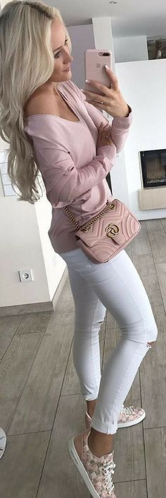 Fall Neutrals – Fall Outfit Idea by Claudia. I just don't like the bag though Classy Outfits For Women, Cute Fall Outfits, Fall Winter Outfits, Spring Outfits, Clothes For Women, Look Fashion, Autumn Fashion, Fashion Outfits, Womens Fashion