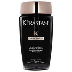 Oferta: 14.44€ Dto: -32%. Comprar Ofertas de Kerastase Chronologiste  - Champú, limpia y suaviza la fibra capilar, 250 ml barato. ¡Mira las ofertas!