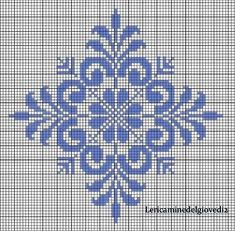 Le ricamine del giovedi schema a punto croce di un motivo tipico dell'artigianato sardo ideen weihnachten kostenlos ideen weihnachten kostenlos Cross Stitch Borders, Cross Stitch Flowers, Cross Stitch Charts, Cross Stitch Designs, Cross Stitching, Cross Stitch Embroidery, Embroidery Patterns, Cross Stitch Patterns, Crochet Cross