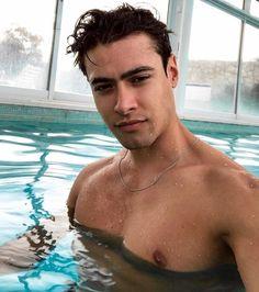 Dream Boy, Jakarta, Daydream, Sexy Men, Water, Cute, Gripe Water, Man Candy Monday