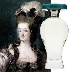 Marie Antoinette's Perfume recreated.