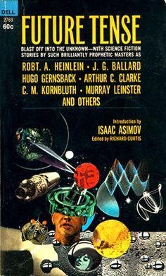 JG Ballard Book Cover Scans 1968-1973