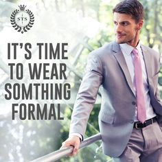It's Time To Wear Something Formal! Formal Suits, Sherwani, Mens Suits, Groom, Menswear, Textiles, Blazer, Stylish, Wedding Dresses