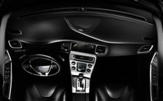 Flowing lines create a stunning dash in the #Volvo #S60. Sleek and Stylish for NYC! #VolvoJoyride