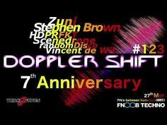 Scenedrone - Doppler Shift 7yr Anniversary Mix