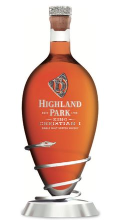 There's Whisky in the Air — Highland Park is completing its Travel Retail...