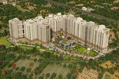 3D Aerial View Rendering Services has become a vital part of a presentation in today's world.