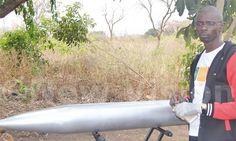 Uganda: Yatawe muri yombi nyuma yo gukora misile