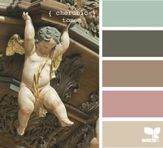 love these colors for my kitchen, but have the tan be antique white