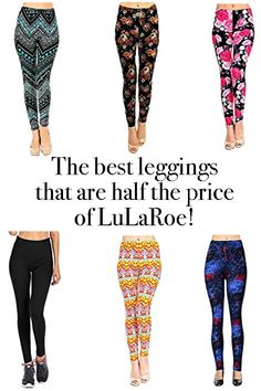 f6129849b523d7 Cheap leggings, alternatives to LuLaRoe, best leggings, LuLaRoe knock offs, LuLaRoe  leggings