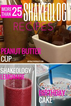 More than 25 Shakeology Recipes (meal replacement shakes with oatmeal) Strawberry Shakeology Recipes, Strawberry Smoothie, Juice Smoothie, Vanilla Shakeology, Raspberry Lemonade, Strawberry Cheesecake, Protein Shake Recipes, Smoothie Recipes, Healthy Recipes