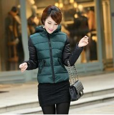 LadiesWinterFashionShort CoatOuterwear ThickJacket WomenDownJacket. Online shopping a variety of best winter korean woolen ladies coat at ladyindia.com. Purchase Online at best prices in India. Limited Stock Offer Valid for limited time period Shop Now