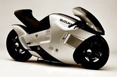 "Suzuki Nuda (concept) ~ Miks' Pics ""Bikes, Trikes and Unicycles l"" board @ http://www.pinterest.com/msmgish/bikes-trikes-and-unicycles-l/"
