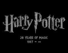 Happy 20th Anniversary Harry Potter!