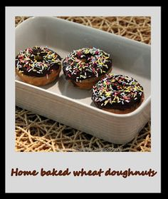 #home #baked #doughnuts #donuts #recipe