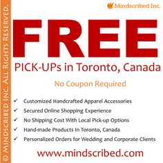 Visit Toronto-based e-Shop for #Cufflinks, #Pocket #Squares, #Lapel #Pins, #Scrunchies, #Wallets, #Shoes, #Brooches, #Hair #Ties, #Footwear, #Belts, etc. http://www.mindscribed.com #Mindscribed #Apparel #Accessories #Wedding #Corporate #Office #Deal #Coupons #Free #Pickup #Toronto #Canada