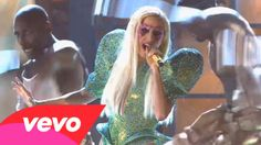 Lady Gaga - Poker Face/Speechless/Your Song (52nd GRAMMYs on CBS)
