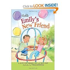 Emily's New Friend: Cindy Post Senning, Peggy Post, Steve Bjorkman: 9780061117060: Amazon.com: Books