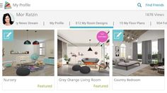 Visualize your Home Design Ideas - HomeStyler