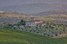 viste dal castello di brolio by Giuseppe Moscato, via Flickr