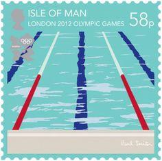 London 2012 Olympics Games, i francobolli di Paul Smith