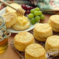 Baking Powder Biscuits from Crisco®