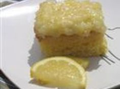 7up Pineapple cake.  We had this in Missouri and it was fabulous!