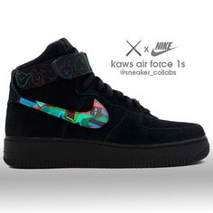 save off 8a602 732d0 Nike Air Force 1 x KAWS (check out  sneaker  concepts )