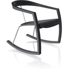 Ro Ro rocking chair by Tomoko Azumi