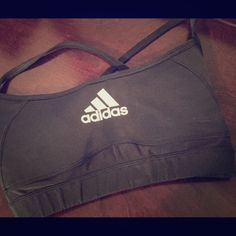 7e78a014d06 Adidas Sports Bra SMALL. Super cute and comfy with cross back. Adidas Other