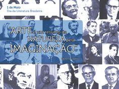 #diadaliteraturabrasileira #lerecultura #imaginemais #leiamais