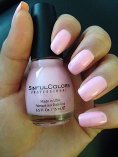 Pink smart by sinful colors