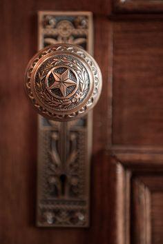Capitol Door Knob | Dave Wilson Photography