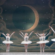 nutcracker ballet snowflakes - Google Search