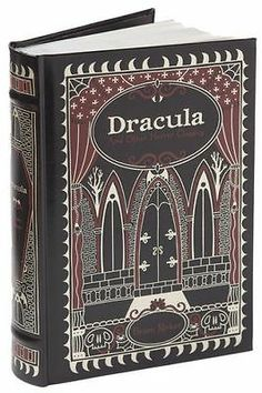DRACULA & Other Horror Classics by Bram Stoker ~ BRAND NEW & SEALED ~ LEATHER!