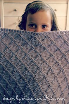 Ravelry: Once Upon A Cable Blanket by Lisa van Klaveren