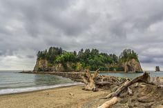 LaPush Beach by Jayme Spoolstra on 500px