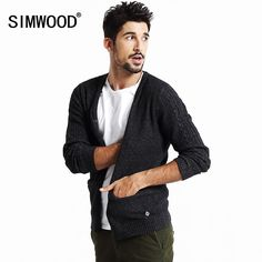 Check out SIMWOOD 2016 New ... today! http://www.digdu.com/products/simwood-2016-new-autumn-casual-sweater-men-fashion-cardigan-cotton-knitwear-slim-fit-coats-my2016?utm_campaign=social_autopilot&utm_source=pin&utm_medium=pin