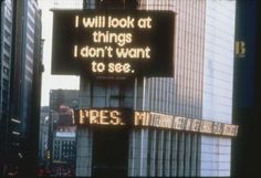 "cavetocanvas: "" Guerrilla Girls, Untitled (for Messages to the Public), 1990 Courtesy: Jane Dickson PublicArtFund.org """
