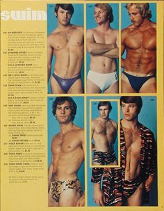 978d9a6a106 35 Top 1970 s Men s Underwear images