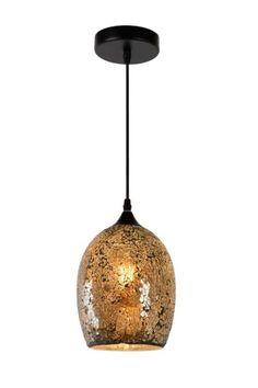 De Ajo hanglamp heeft een design dat steeds vaker weer terugkomt en straalt dankzij de prachtige lichtval.