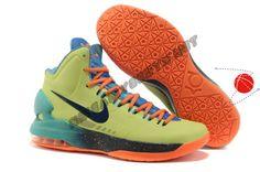 Cheap Buy NBA All Star 2013 Nike Zoom KD V Meteor Halloween Treats Price