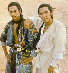 shaw brothers | ti lung # david chiang # john chiang # shaw brothers