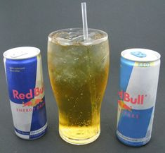 my all time forever favorite drink hands down... redbull and vodka!