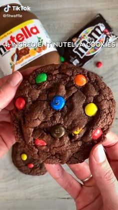 Fun Baking Recipes, Sweet Recipes, Cookie Recipes, Dessert Recipes, Delicious Desserts, Yummy Food, Chocolate Chip Recipes, Treats, Foods