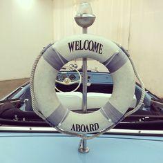 Yes...she floats. 1964 Amphicar 770 Convertible!